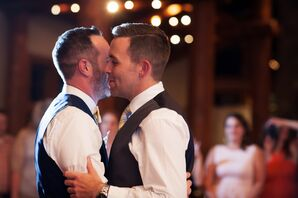 Timber Lodge First Dance