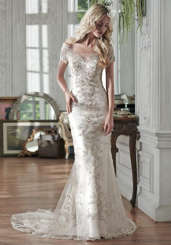 Maggie Sottero Riviera Wedding Dress photo
