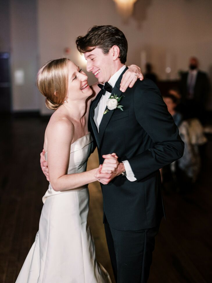 First Dance at The Caramel Room in St. Louis, Missouri