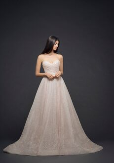 Lazaro 3810 Ball Gown Wedding Dress