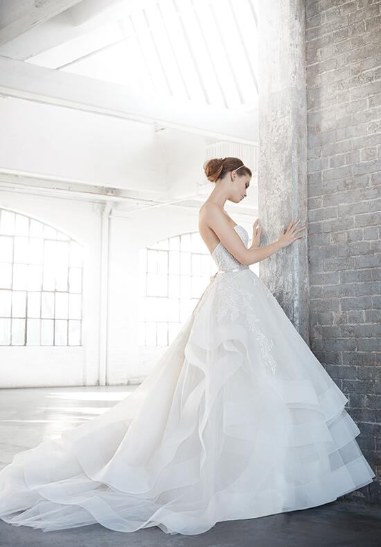 Lazaro 3601 Wedding Dress photo