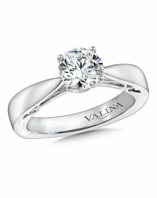 Valina R9756W Engagement Ring photo