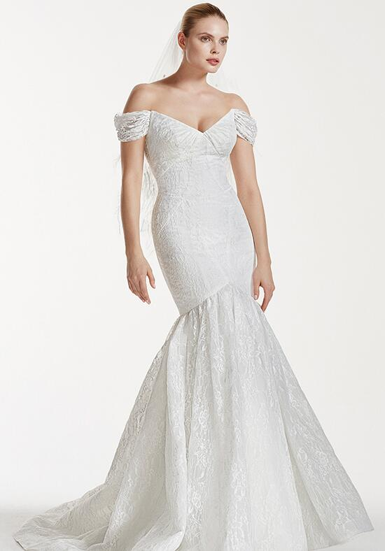 Truly Zac Posen at David's Bridal Truly Zac Posen Style ZP341554 Wedding Dress photo