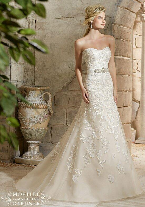 Mori Lee by Madeline Gardner 2781 Wedding Dress photo