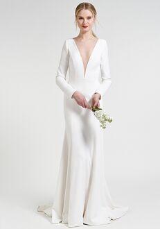 Jenny by Jenny Yoo Blythe Sheath Wedding Dress