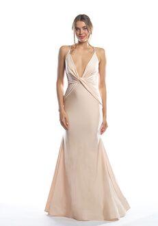 Bari Jay Bridesmaids 2062 V-Neck Bridesmaid Dress