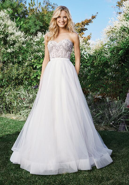 Lillian West 6442 Wedding Dress photo