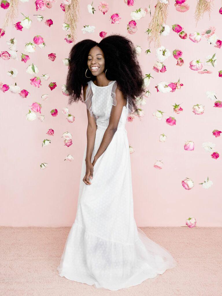 Violette Tannenbaum wedding dress