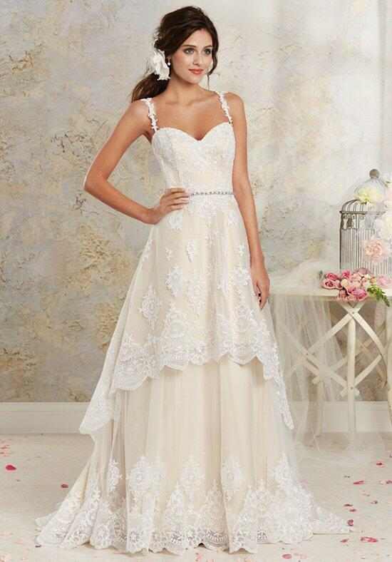 Modern Vintage by Alfred Angelo 8535 Wedding Dress photo