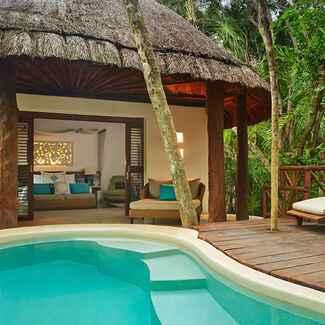 All-inclusive Romantic Honeymoon Resorts