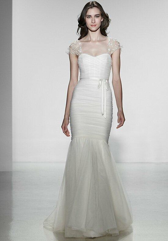 Christos Annette Wedding Dress photo