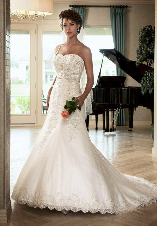 1 Wedding by Mary's Bridal 6217 Wedding Dress photo