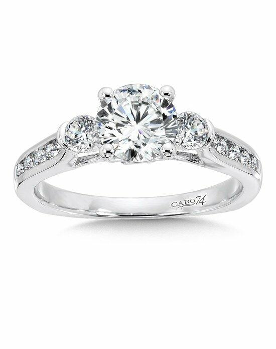 Caro 74 CR559W Engagement Ring photo