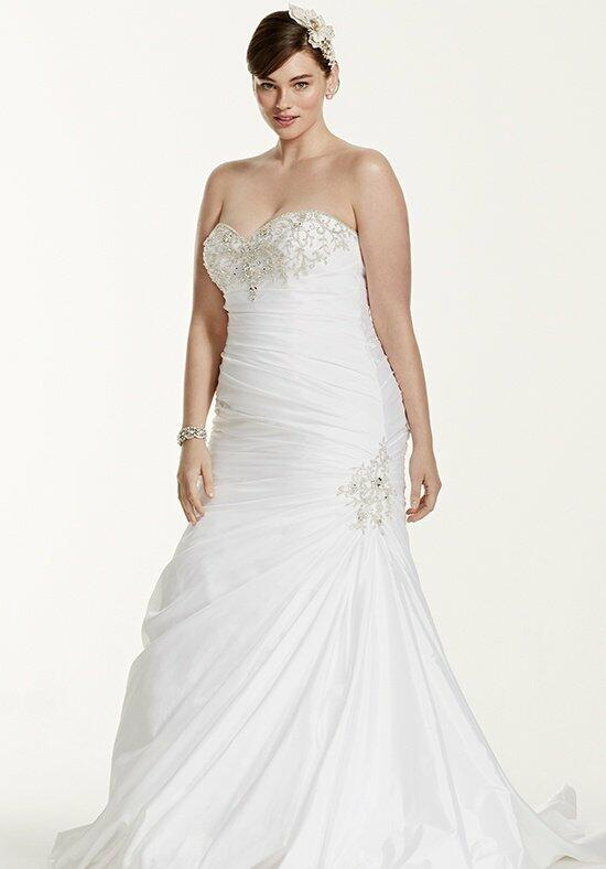 David's Bridal David's Bridal Woman Style 9V3476 Wedding Dress photo