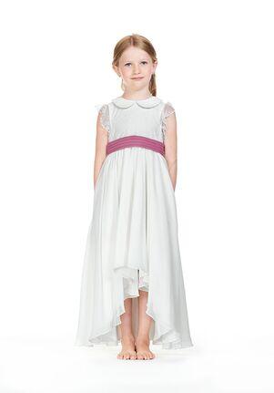 Bari Jay Flower Girls F0718 Ivory Flower Girl Dress
