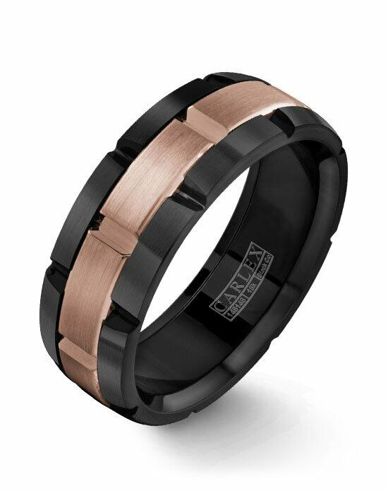 Carlex WB-9472RB Wedding Ring photo