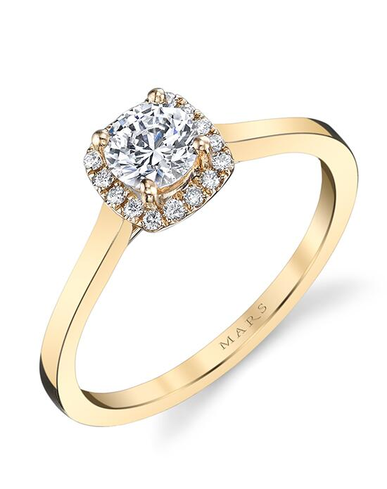 MARS Fine Jewelry 25150YG Engagement Ring photo