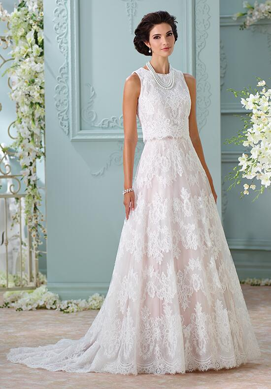 David Tutera for Mon Cheri 116209 - Rhyah Wedding Dress photo