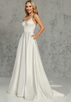 Avery Austin Riley A-Line Wedding Dress