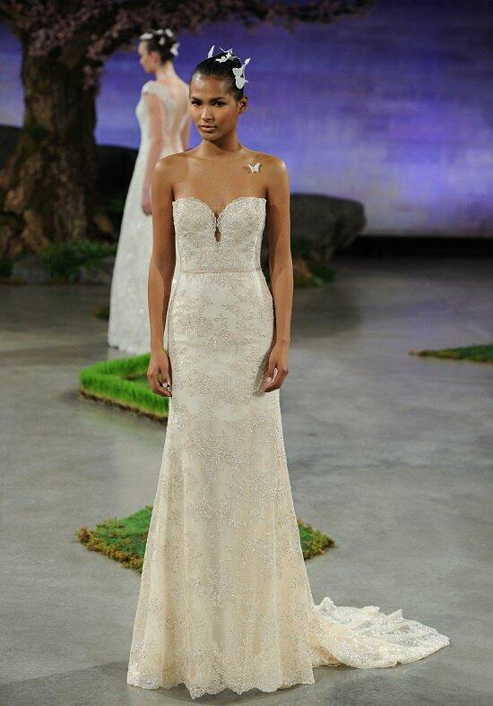 Ines Di Santo Honey Wedding Dress photo