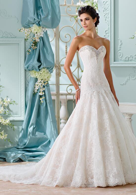 David Tutera for Mon Cheri 116205 - Chasca Wedding Dress photo