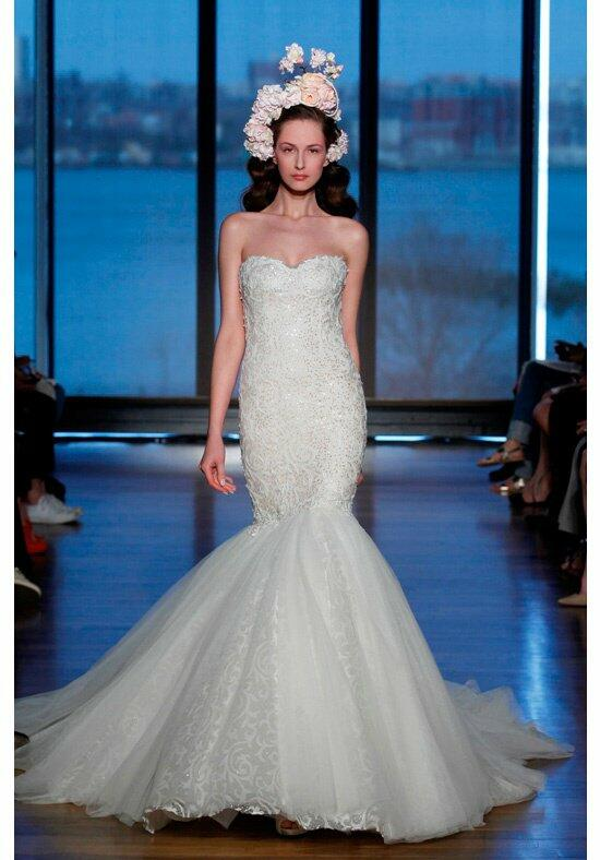 Ines Di Santo Olencia Wedding Dress photo