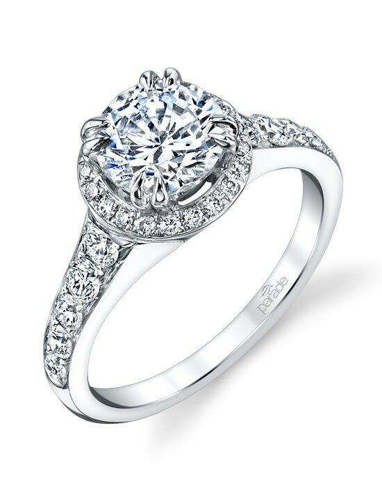 Parade Design Style R3237 from the Hemera Collection Engagement Ring photo