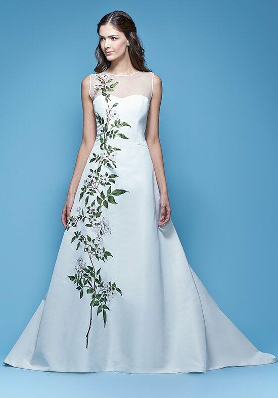 Carolina Herrera JASMINE Wedding Dress photo