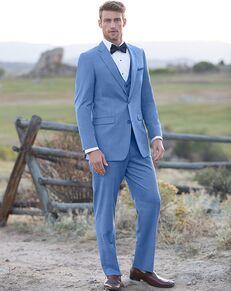 Allure Men Cornflower Blue Tuxedo
