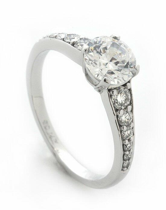 Timeless Designs R2140 Engagement Ring photo