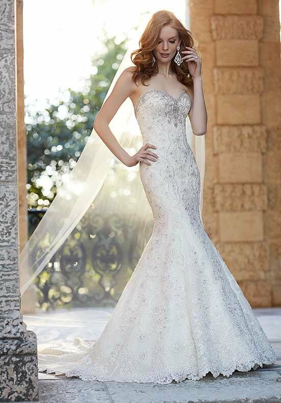 Martina Liana 721 Wedding Dress photo