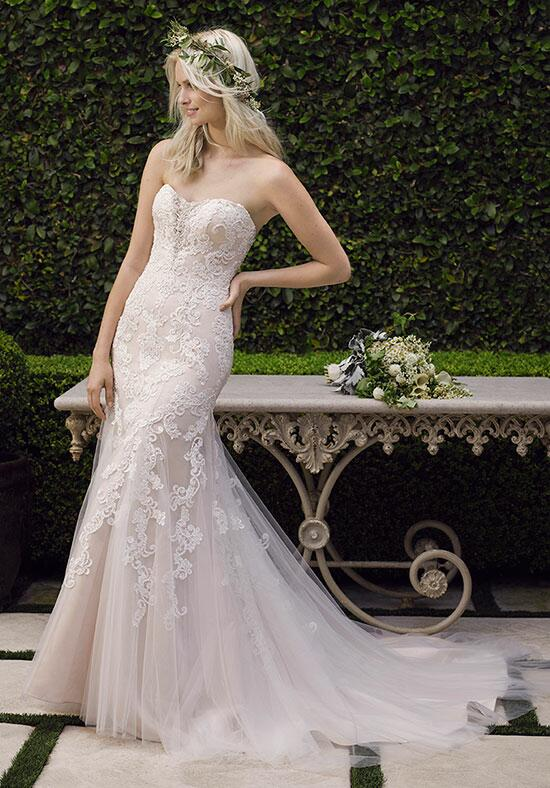 Casablanca Bridal 2242 Lotus Wedding Dress photo