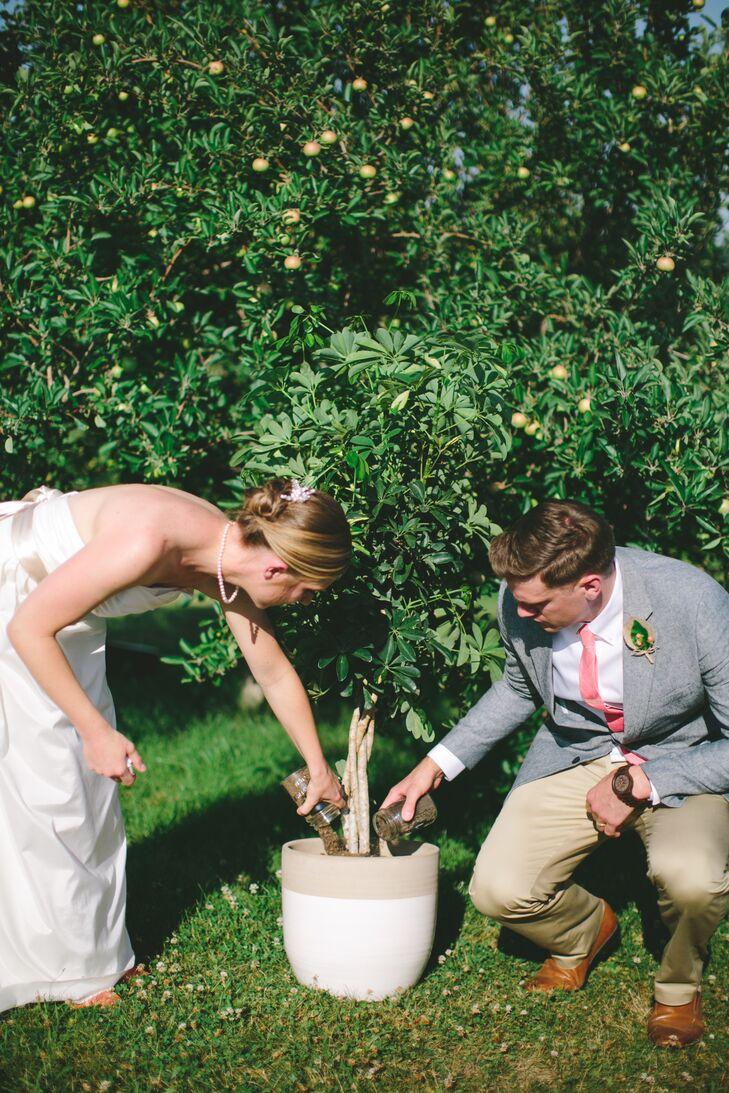 Tree-Planting Ceremony