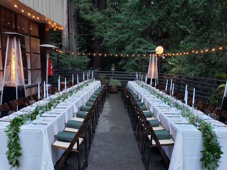 Big Sur wedding venue in Big Sur, California.