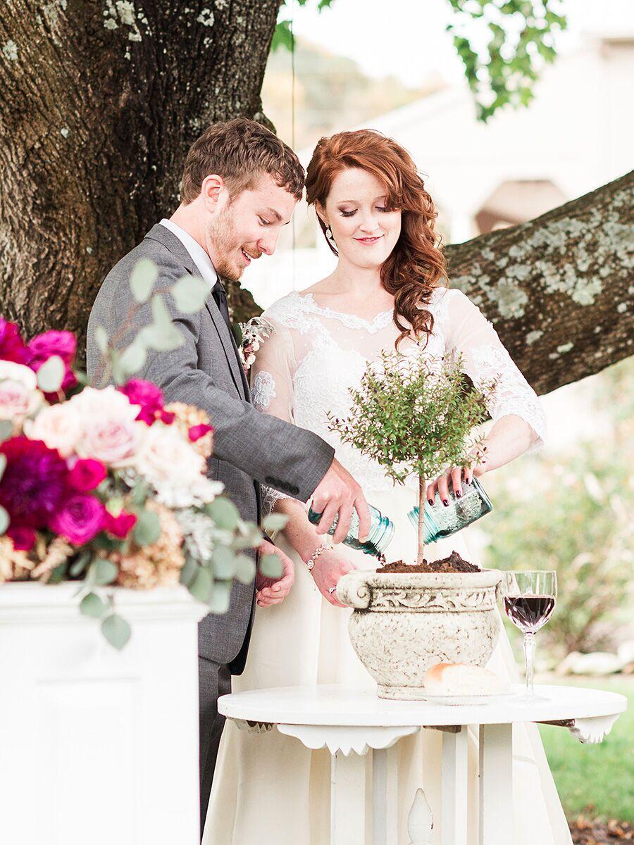 13 Unique Unity Ceremony Ideas For Your Wedding