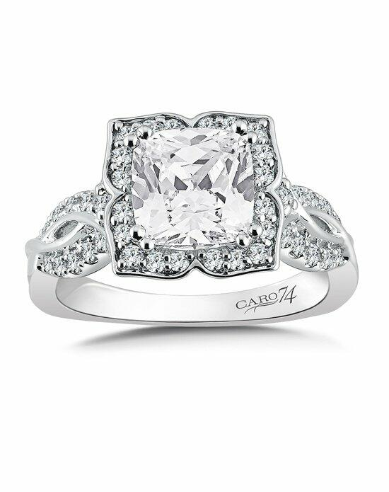 Caro 74 CR722W Engagement Ring photo