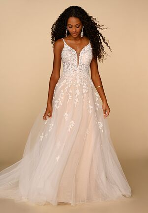 All Who Wander Joey A-Line Wedding Dress