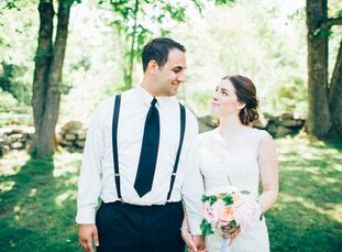 Shaylyn Masse (26 and a stay-at-home mom) and Ryan Maran (29 and an accountant) could think of no better place than their beautiful home state o
