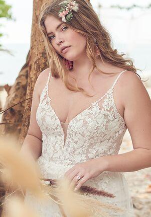 Rebecca Ingram FANTASIA Sheath Wedding Dress