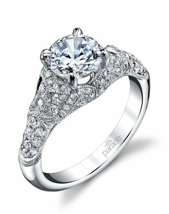 Parade Design Style R3554 from the Hemera Collection Engagement Ring photo