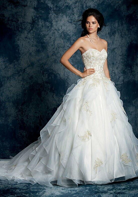 Alfred Angelo Sapphire 899 Wedding Dress photo