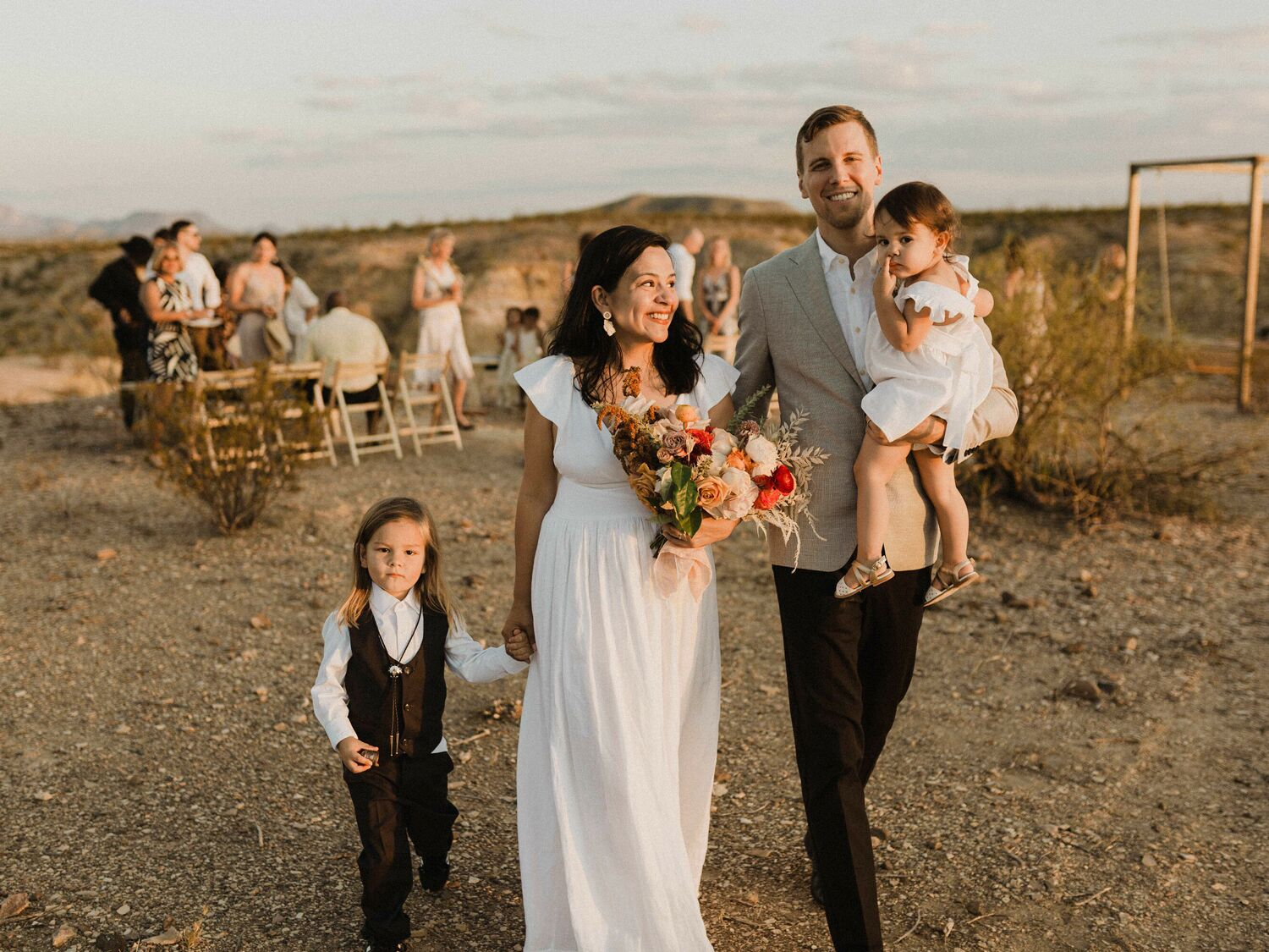 These Small Wedding Ideas Work for COVID & Beyond