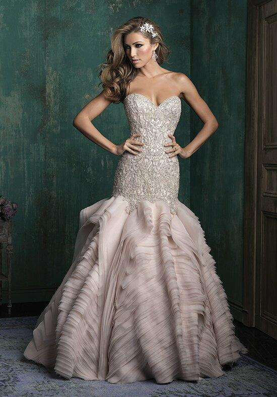 Allure Couture C346 Wedding Dress photo