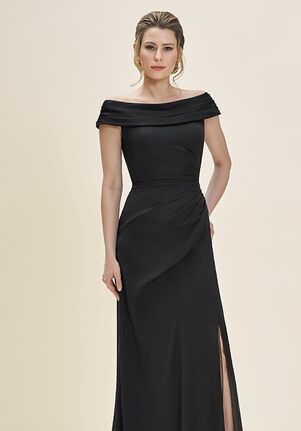 Jade Mother of the Bride by Jasmine J195057 Black Mother Of The Bride Dress