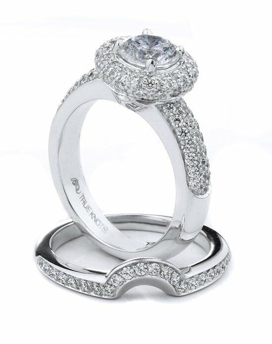 TRUE KNOTS True Woman - K3061 Engagement Ring photo