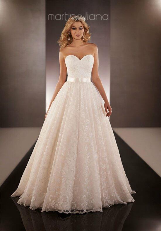 Martina Liana 649 Wedding Dress photo