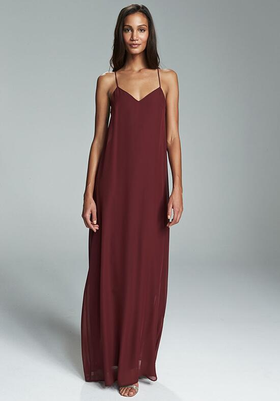 Nouvelle Amsale Bridesmaids Willa Bridesmaid Dress photo