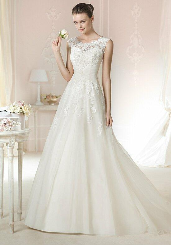 WHITE ONE Daila Wedding Dress photo