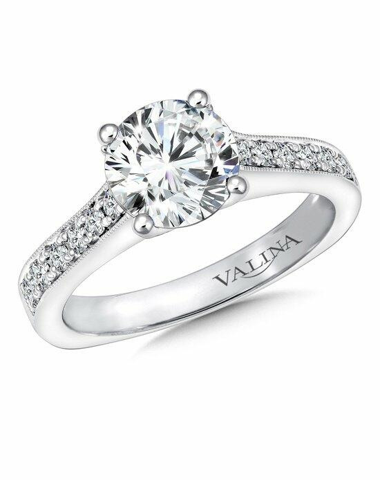 Valina R9664W Engagement Ring photo