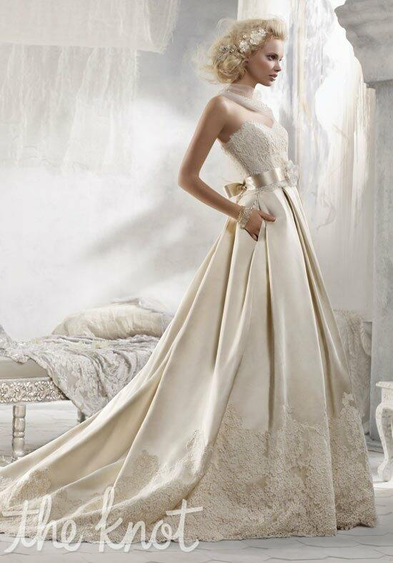 Alvina Valenta 9215 Wedding Dress photo